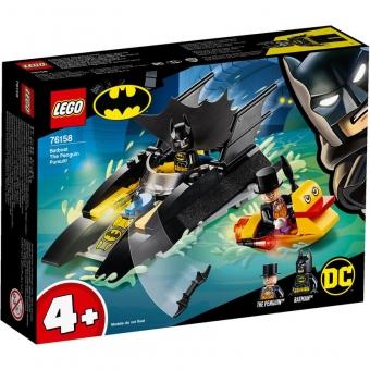 LEGO DC Universe Super Heroes 76158 - Verfolgung des Pinguins mit dem Batboat