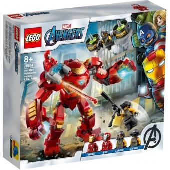 LEGO Marvel Super Heroes 76164 - Iron Man Hulkbuster vs. A.I.M.-Agent