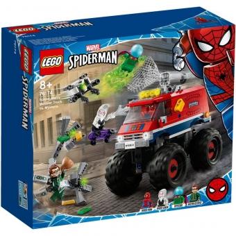 LEGO Marvel Super Heroes 76174 - Spider-Mans Monstertruck vs. Mysterio