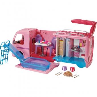 Mattel FBR34 Barbie Super Abenteuer-Camper