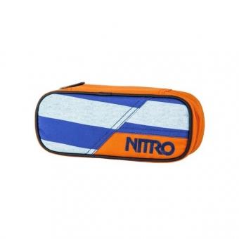 Nitro Mäppchen Pencil Case Heather Stripe