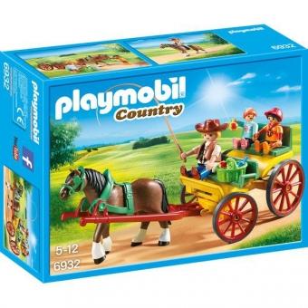 PLAYMOBIL® 6932 - Pferdekutsche