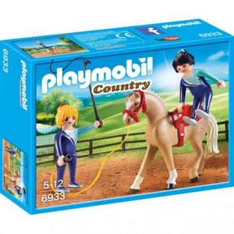 PLAYMOBIL® 6933 - Voltigier-Training