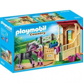 "PLAYMOBIL® 6934 - Pferdebox ""Araber"""