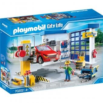 PLAYMOBIL® 70202 - Autowerkstatt