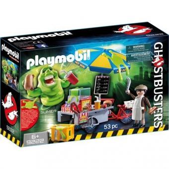 PLAYMOBIL® 9222 - Slimer mit Hot Dog Stand