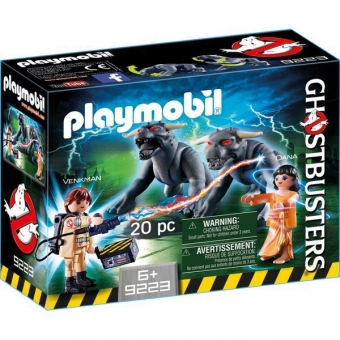 PLAYMOBIL® 9223 - Venkman und Terror Dogs