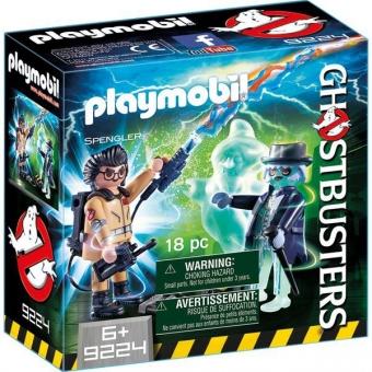 PLAYMOBIL® 9224 - Spengler und Geist