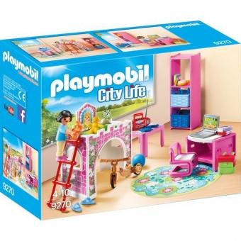 PLAYMOBIL® 9270 - Fröhliches Kinderzimmer