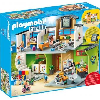 PLAYMOBIL® 9453 - Große Schule mit Einrichtung
