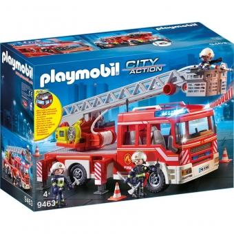 PLAYMOBIL® 9463 - Feuerwehr-Leiterfahrzeug