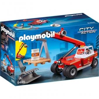 PLAYMOBIL® 9465 - Feuerwehr-Teleskoplader