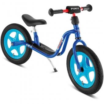 Puky 4001 LR 1L Laufrad Standard mit Luft-Bereifung, Farbe: blau Fußball