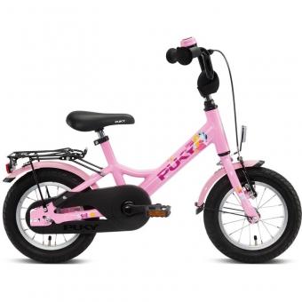 Puky 4134 YOUKE 12-1 Alu, Kinderfahrrad, Farbe: rosé