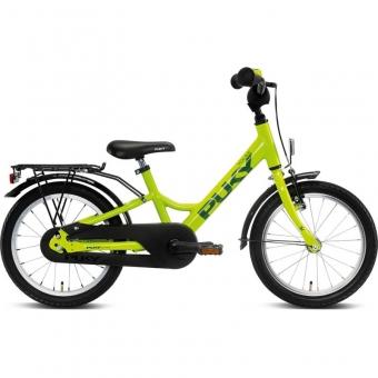 Puky 4235 YOUKE 16-1 Alu, Kinderfahrrad, Farbe: freshgreen