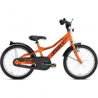 Puky 4372 Kinderfahrrad ZLX 18-1 Alu, Farbe: racing orange