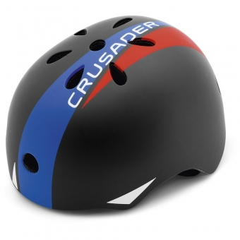 Puky 9550 Fahrradhelm PH 3-M/L, Farbe: schwarz