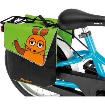 Puky 9796 DT 3, Doppeltasche, Farbe: Die Maus