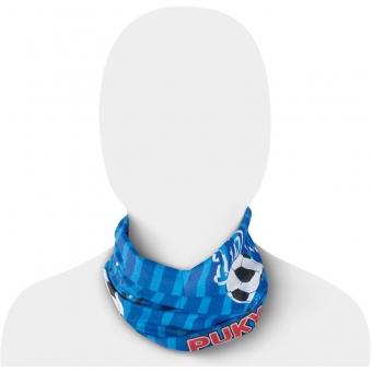 Puky 9887 Multifunktionstuch MT, Farbe: blau