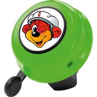 Puky 9987 Sicherheits-Glocke G 22, Farbe: kiwi