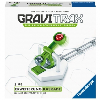 Ravensburger Spieleverlag 27612 - GraviTrax Kaskade