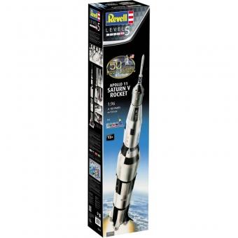 Revell 03704 - Apollo 11 Saturn V Rocket