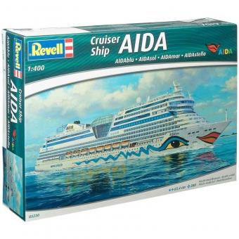 Revell 05230 - Kreuzfahrtschiff AIDA