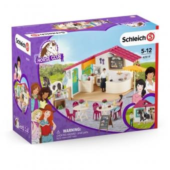 Schleich 42519 Reiter-Café