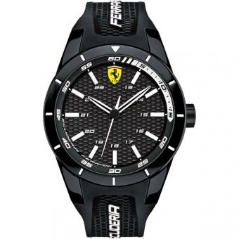 Scuderia Ferrari RED REV 0830249 Herrenuhr, schwarz