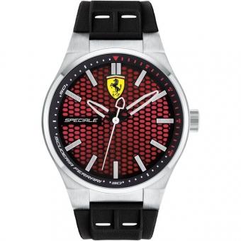 Scuderia Ferrari SPECIALE 0830353 Herrenuhr, schwarz