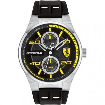 Scuderia Ferrari SPECIALE 0830355 Herrenuhr, schwarz
