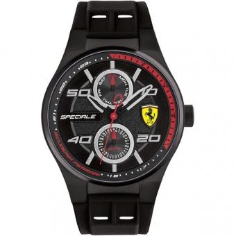 Scuderia Ferrari SPECIALE 0830356 Herrenuhr, schwarz