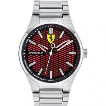 Scuderia Ferrari SPECIALE 0830357 Herrenuhr, Edelstahl
