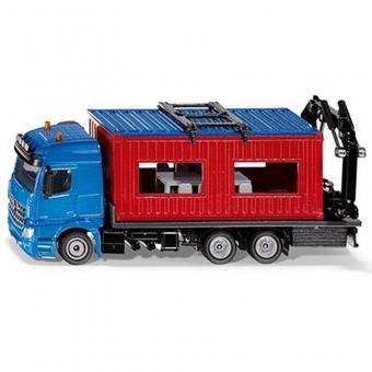 Siku 3556 - LKW mit Baucontainer