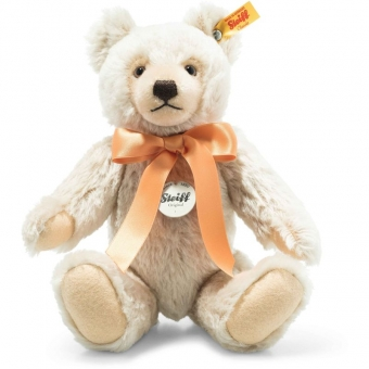 Steiff 006111 Teddybär Original, Mohair, 29 cm, creme