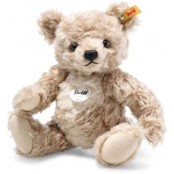 Steiff 027819 Teddybär Paddy, Mohair, 28 cm, hellbraun