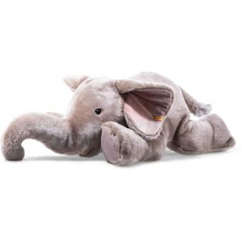 Steiff 064890 Trampili Elefant, Plüsch, 85 cm, grau