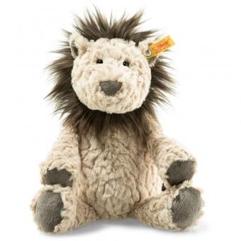 Steiff 065682 Soft Cuddly Friends Lionel Löwe, Plüsch, 30 cm, beige/braun