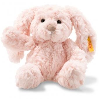 Steiff 080616 Soft Cuddly Friends Tilda Hase, Plüsch, 20 cm, rosa