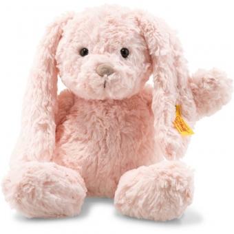 Steiff 080623 Soft Cuddly Friends Tilda Hase, Plüsch, 30 cm, rosa