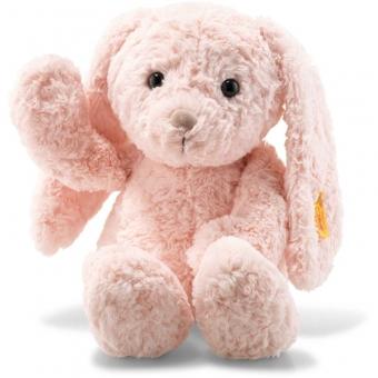 Steiff 080630 Soft Cuddly Friends Tilda Hase, Plüsch, 45 cm, rosa