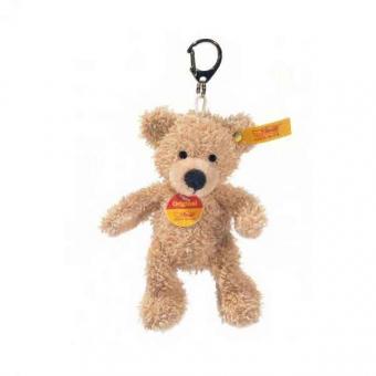 Steiff 111600 Schlüsselanhänger FYNN Teddybär, 12 cm