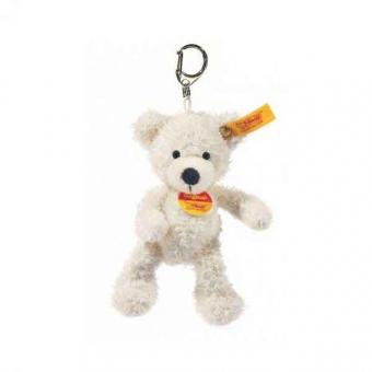 Steiff 111785 Schlüsselanhänger LOTTE Teddybär, 12 cm