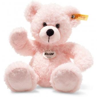 Steiff 113819 Lotte Teddybär, Plüsch, 28 cm, rosa