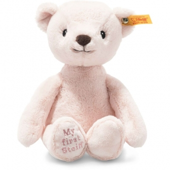 Steiff 242045 Teddybär My First, Plüsch, 26 cm, rosa
