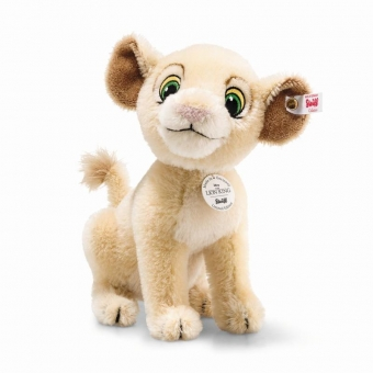 Steiff 355370 Disney Lion King Nala, Mohair, 24 cm, blond