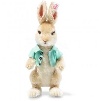 Steiff 355615 Cottontail Bunny 26 cm blond Mohair