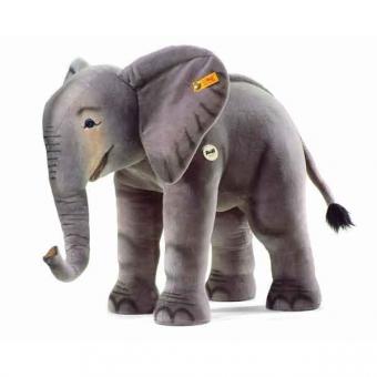 Steiff 500725 Studio Elefant, 80 cm, grau, stehend