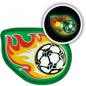 Step by Step MAGIC MAGS FLASH, Burning Soccer