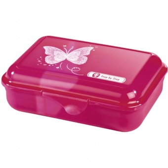 Step by Step Lunchbox, Shiny Butterfly